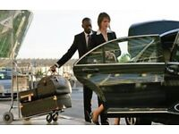Airport transfer - London to Heathrow £40 / Gatwick £50