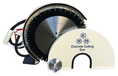 24 Flush Combo Hydraulic Concrete Cutting Saw