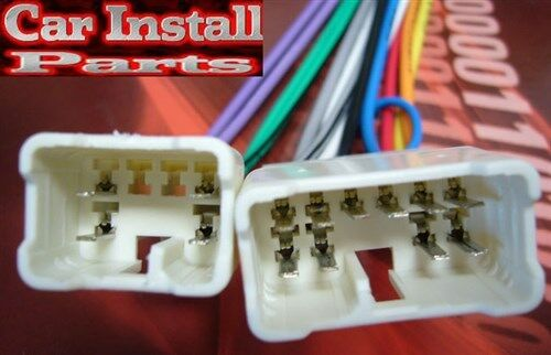 In Addition Kenwood Wiring Harness Colors Wiring Harness Wiring