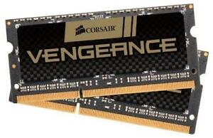 NEW Corsair Vengeance 16GB, 2x8GB, DDR3 1600 MHz PC3 12800 Laptop Memory