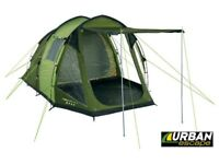 Awesome 4 man tent, perfect for upcoming festivals and Summer trips