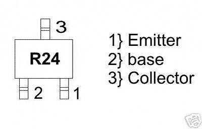 2SC3356 LNA at VHF, UHF and CATV ........Lot of 5.....