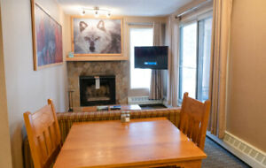 Banff Rocky Mountain Resort - 1 week condo rental