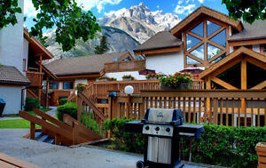Spend a week/weekend at Banff Rocky Mountain Resort