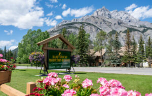 Banff Rocky Mountain Resort Summer Timeshare