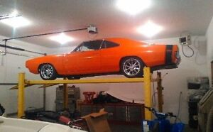 1969 DODGE CHARGER 440 4 SPEED RT