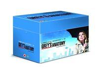 Greys Anatomy 1-12 Box Set