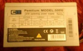 CiT ATX PSU 500w