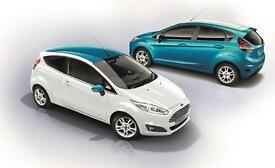 2017 Ford Fiesta 1.25 82 Zetec Blue 3 door Petrol Hatchback