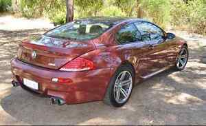 2007 BMW M6 Coupe **12 MONTH WARRANTY** West Perth Perth City Area Preview