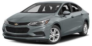 2018 Chevrolet Cruze LT Auto Heated Seats & Sunroof