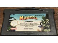 Madagascar 2005 Gameboy Advance