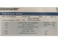 Electric Light Orchestra (ELO) Tickets - Glasgow Hydro