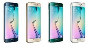 BNIB unlocked Samsung S6 & S6 Edge one year manufacture warranty