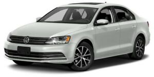 LOW KMs Manual 2015 Jetta Comfortline w/ heated leather seats