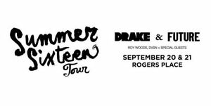 DRAKE/FUTURE VIP PACKAGE (Pair of tickets) - ROW 1
