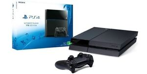 PlayStation 4 1TB Console with PS 4 Camera and PS TV and games