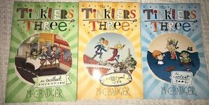 X3 THE TINKLERS THREE BOOKS / M.C.BADGER Pagewood Botany Bay Area Preview