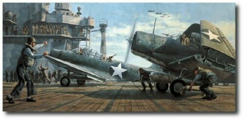 Requiem for Torpedo Eight by Gil Cohen, Torpedo Eight (CV-8) Battle of Midway