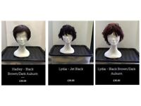 100% Human Hair Short Wigs