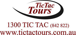 Tic Tac Tours & Charters Springwood Logan Area Preview