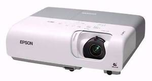 EPSON EMP BIG SCREEN PROJECTOR! CHEAP AT $199 WITH WARRANTY!!!!!! Redcliffe Redcliffe Area Preview