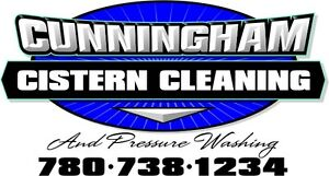Cuningham Cistern Cleaning and Repairs