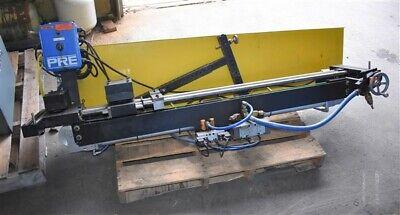 6 X 48 Press Room Equipment Inc Pre Electronic Servo Feeder - 29201