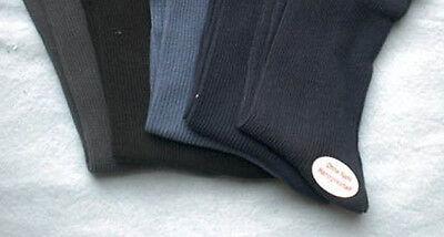 Markenqualität 10Par Socken Herrensocken Ohne Gummi geprüfte W.2