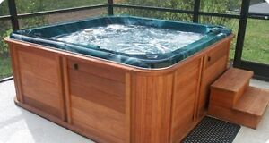 WANT/NEED Hot Tub gone?