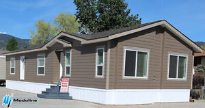 Single or Double wide mobile home Prince George British Columbia image 4