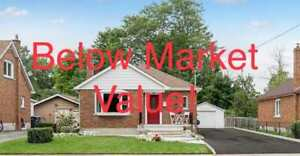 Hamilton GTA Investment Properties for Below Market Value!