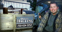 Dave's Junk Hauling 250-634-3252