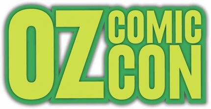 1 Adult Ticket Sydney Oz Comic Con This Weekend