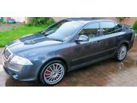 Skoda Octavia vRS Limited edition Number 101 of 500