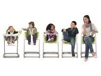 Chicco i-sit highchair(s) two available