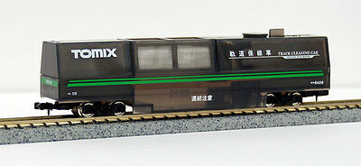 Tomix 6426 Track Cleaning Car (Skeleton) (N scale)