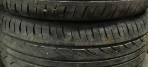 P215/40/18 tires ===75%===2 of them