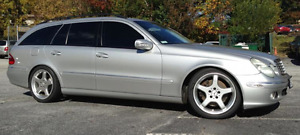 WANTED: RECHERCHE: 2004-2007 Mercedes-Benz E-Class WAGON