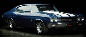 Wanted: 1969 or 1970 Chevelle 396/454