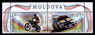 Motorsport. 2W+Rand(1). Moldawien 2015