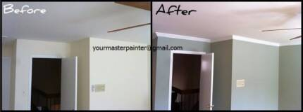 Professional house painter with 5 years experience  is available