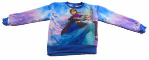 Disney Frozen Girls Winter Sweater Size 4