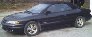 1998 Chrysler Sebring JXi SALE!