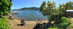 Lake Front Living at its Finest! 8510 Tronson Road
