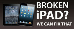 WE REPAIR APPLE IPAD AND IPOD Call 647-721-7863