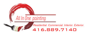 Residential painter available for all your painting needs