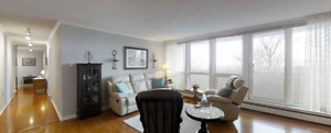 3 BR+Den 2 Full Bath Condo Clayton Park - Fairview