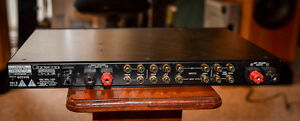 Bryston Integrated amplifier - D60R with original box, remote Cambridge Kitchener Area image 2
