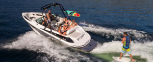 Campion boats forward drive surf  crossover runabout